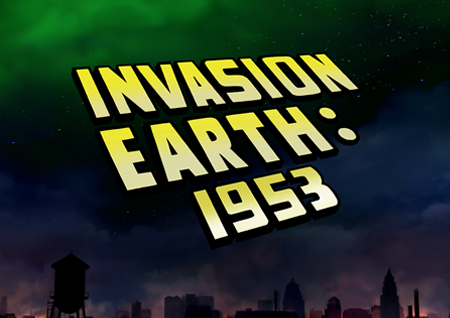 Invasion Earth! A new game invading your iPad, iPhone and iPod touch early 2011!